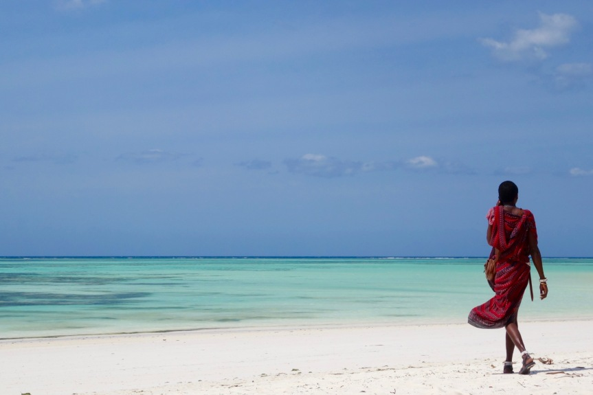 Sshh… The Most Beautiful Beach I've Set Foot on Is Zanzibar's Best Kept Secret.