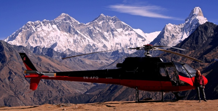 The EASY way to see Everest