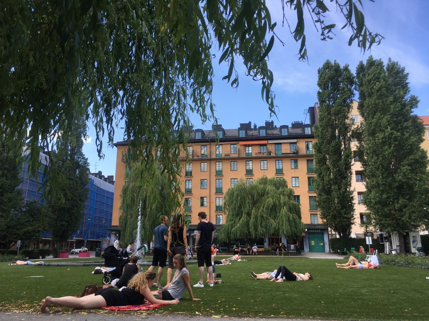 An Overnighter's guide to Stockholm, Sweden